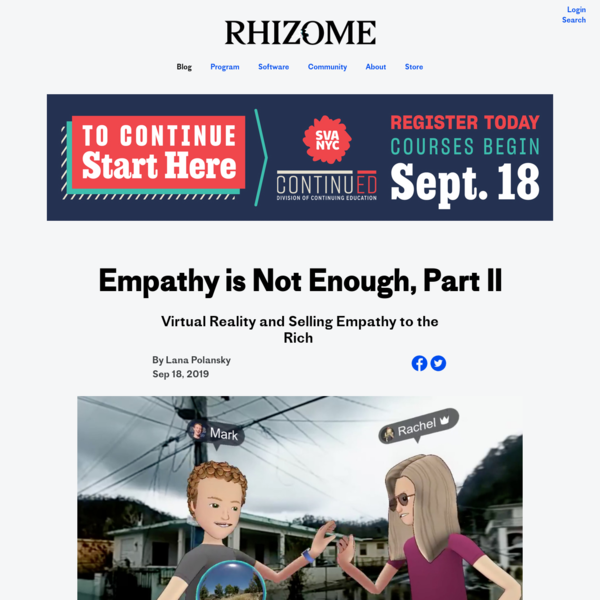 Empathy is Not Enough, Part II