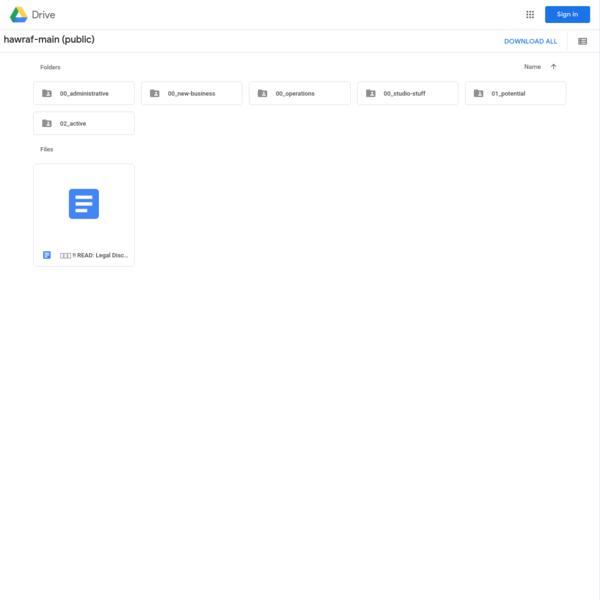 hawraf-main (public) - Google Drive