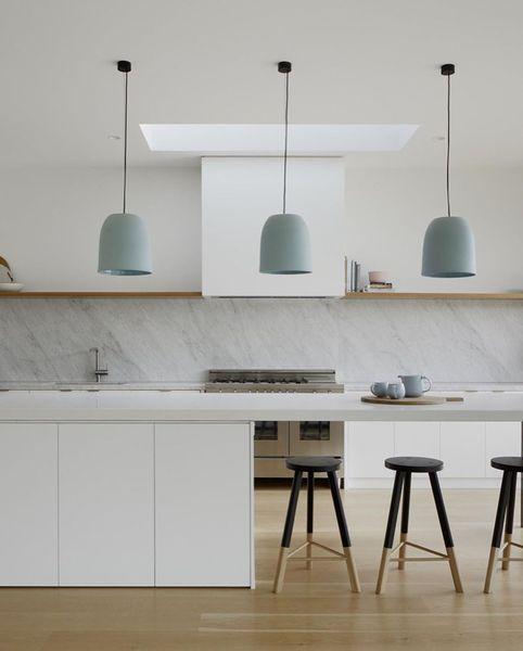 The Hovering House by C.Kairouz Architects. Malvern, Victoria, Australia