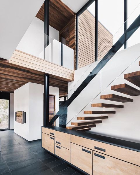 House by André Marcotte + Manu. Quebec, Canada
