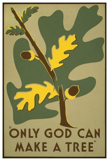 Stanley Thomas Clough WPA poster, 1938