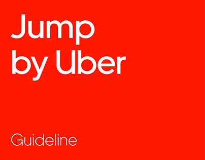 Jump by Uber - Guideline