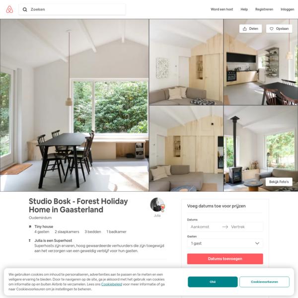 Vakantiewoningen, Accommodaties, Ervaringen & Plekken - Airbnb