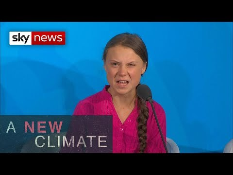 In full: Climate activist Greta Thunberg rebukes world leaders