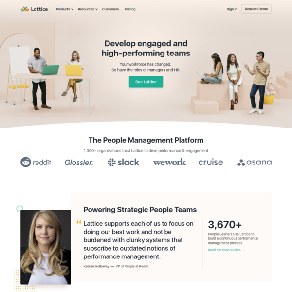 The People Management Platform