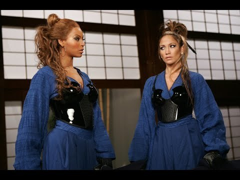 Jennifer Lopez & Beyoncé For Pepsi !