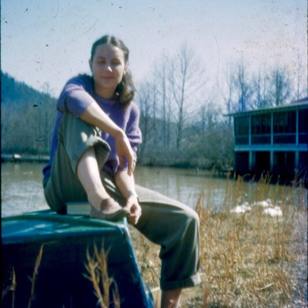 "Jane ""Slats"" Slater was a student at Black Mountain College from 1940-45."