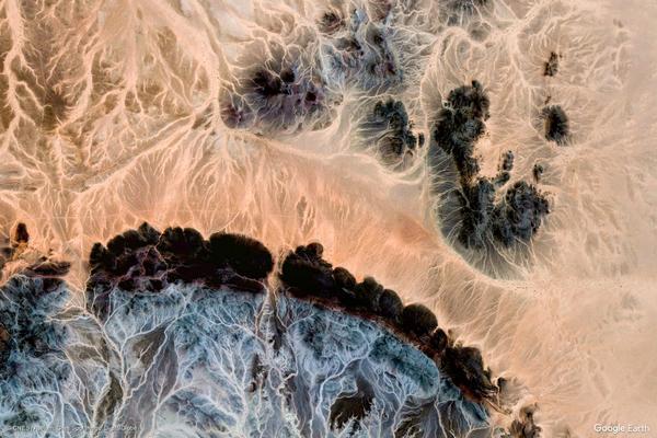 Akjoujt, Mauritania (Google Earth View 6388)