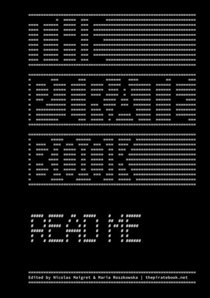 The Pirate Book, Nicolas Maigret & Maria Roszkowska