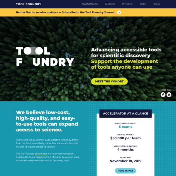 Tool Foundry
