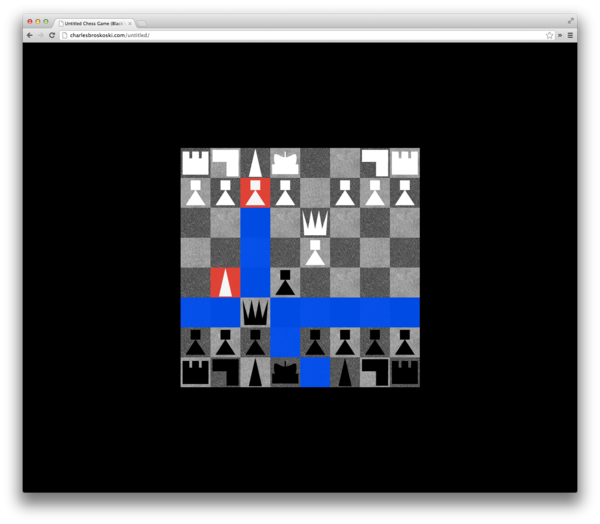 Untitled Chess Game