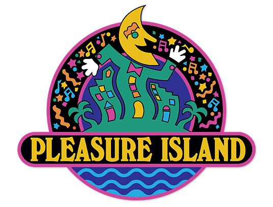 Pleasure Island logo