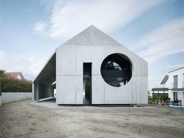Buchner Bründler Architekten_Residential House