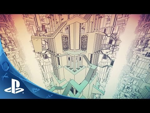 Manifold Garden - Announcement Teaser Trailer | PS4