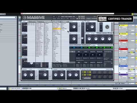 Tutorial: How to make neuro reece bass in Massive & Ableton Live