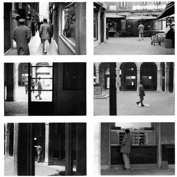 Suite Venitienne & Sophie Calle: A Reflection On The Art Of Stalking | The Ransom Note