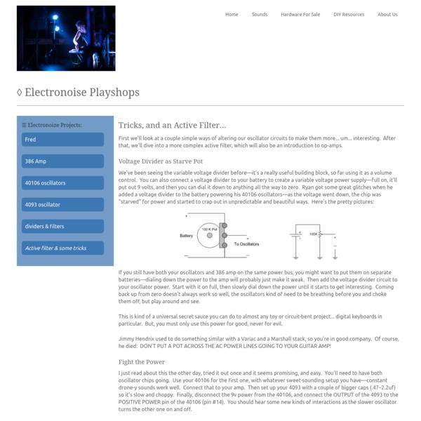 fluxmonkey - xprmntl snd - electronoize