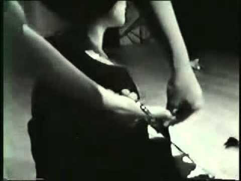 Yoko Ono - Cut Piece (1965)