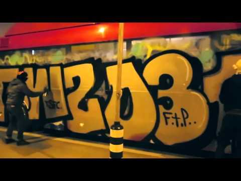 I share the video from Hans Martin, based on anonymous content] ENJOY THE VIRTUOUSNESS OF GRAFITI AND TELL THE WORLD WE PAINT THEM ALL!! PF 2016!! -Bern's 031 x OWZ. Two swiss graffiti crews bombing a bus- Music: Elliphant - Paint the world