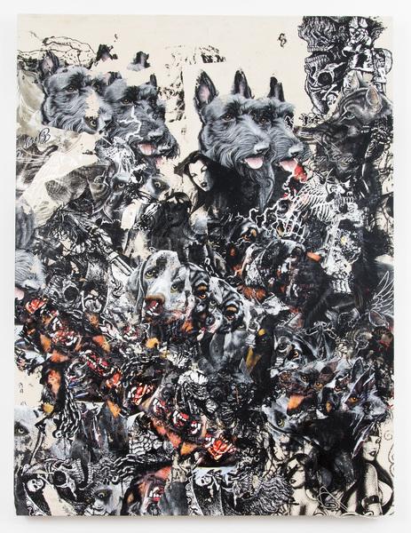 Borna Sammak, Not Yet Titled, 2015