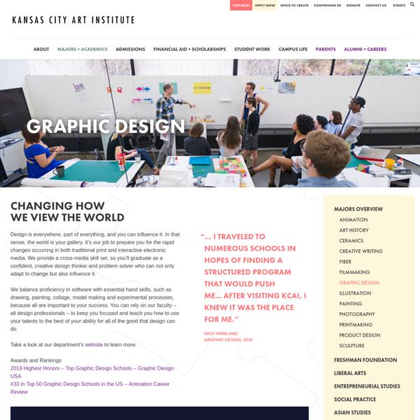 Graphic Design | Kansas City Art Institute