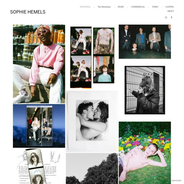 EDITORIAL - SOPHIE HEMELS