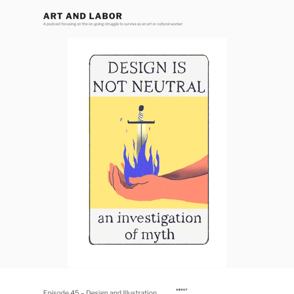 Episode 45 - Design and Illustration with Colleen Tighe
