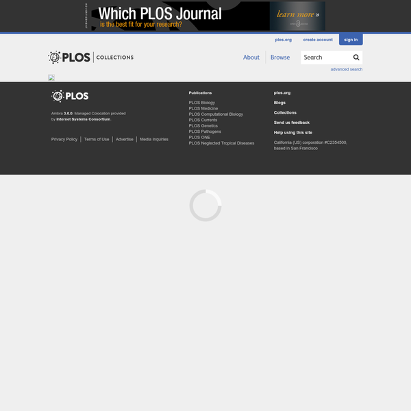 PLOS Collections: Open Source Toolkit: Hardware