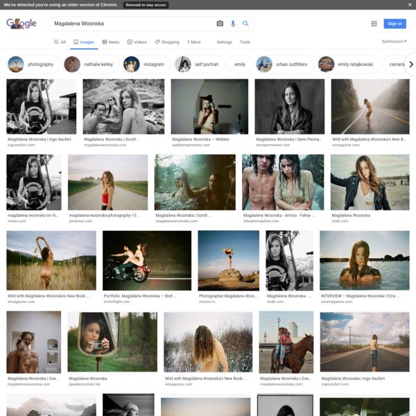Magdalena Wosinska - Google Search