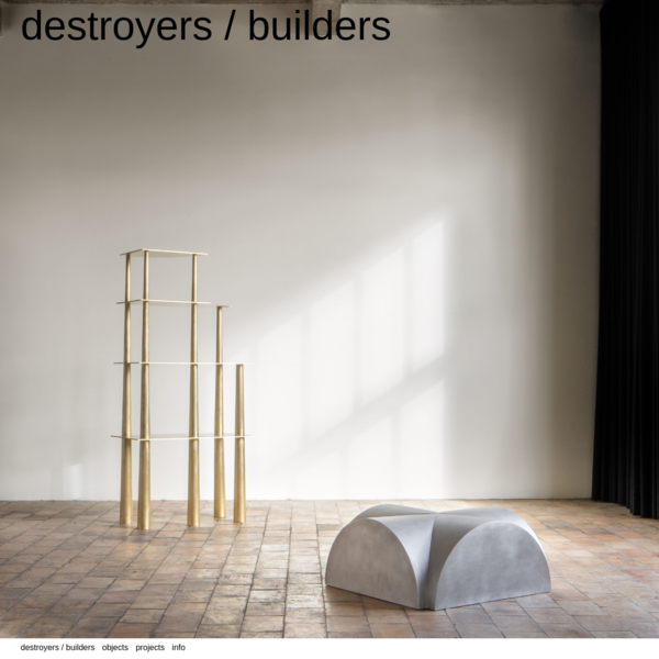 destroyers builders
