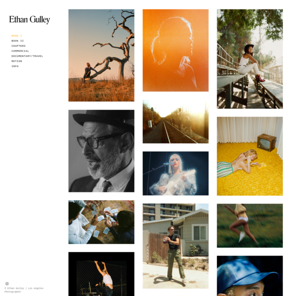 Ethan Gulley   Los Angeles Photographer