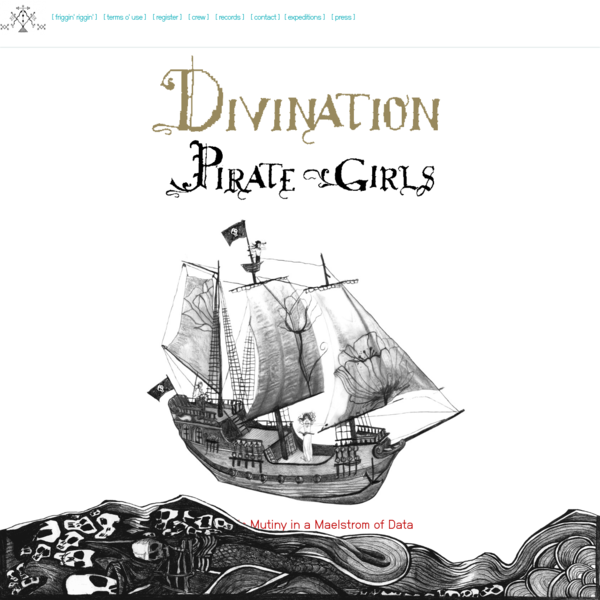 Pirate Girls Divination