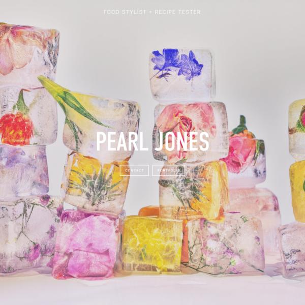 PEARL JONES