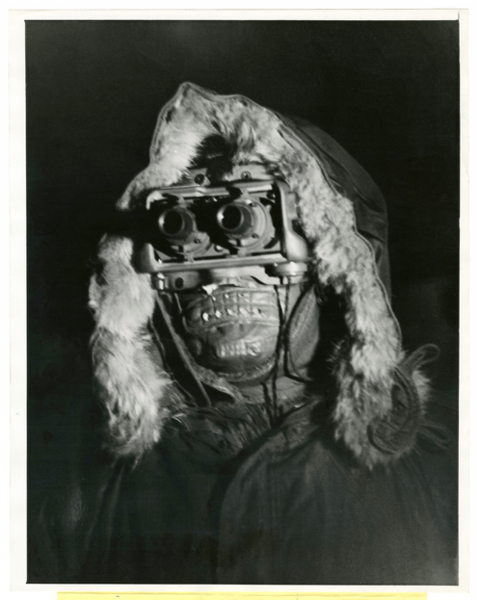 Night-Vision Goggles, 1974.