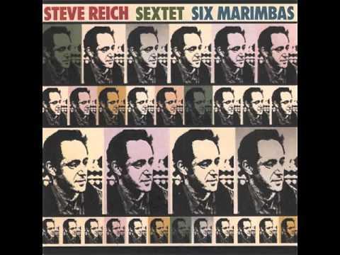 Steve Reich - Six Marimbas