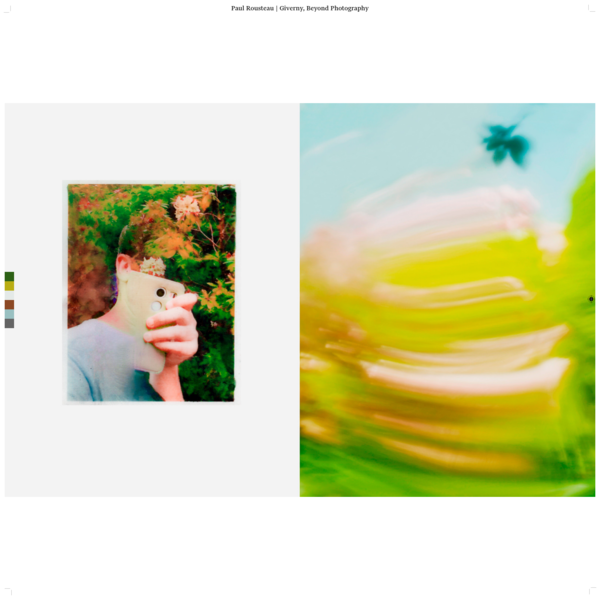 Giverny, Beyond Photography | Paul Rousteau