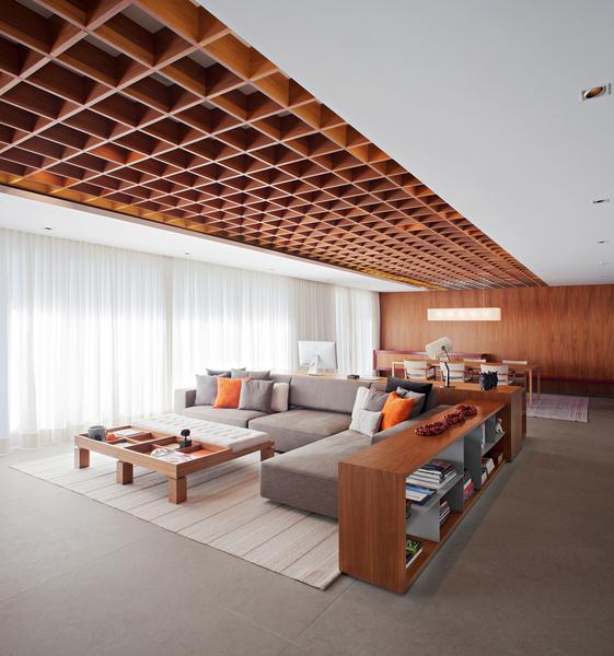 Jardim Europa Apartment by Perkins+Will, São Paulo, Brazil