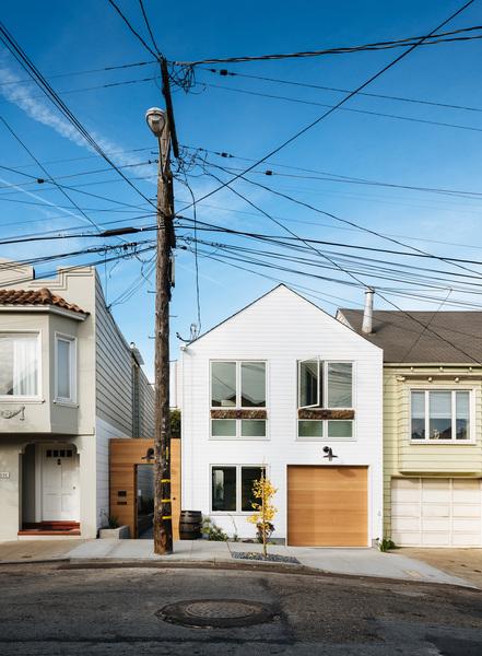 Banks Street by Red Dot Studio, San Francisco, California