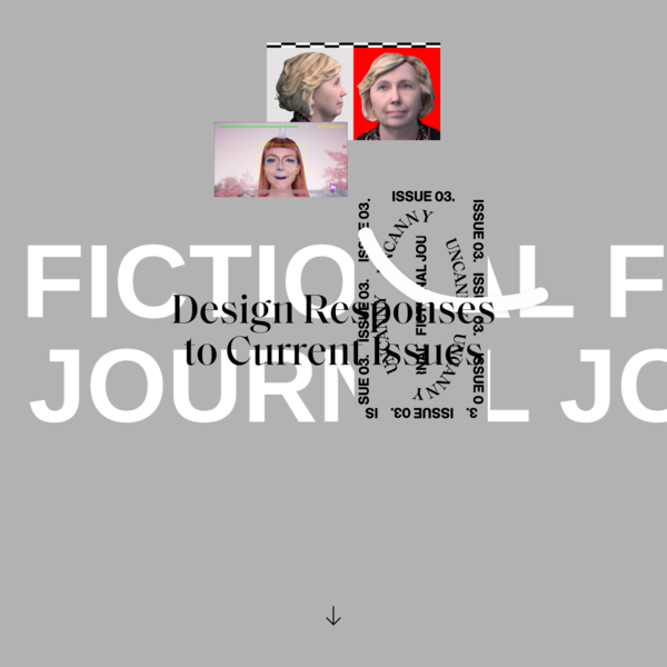 Home - Fictional Journal