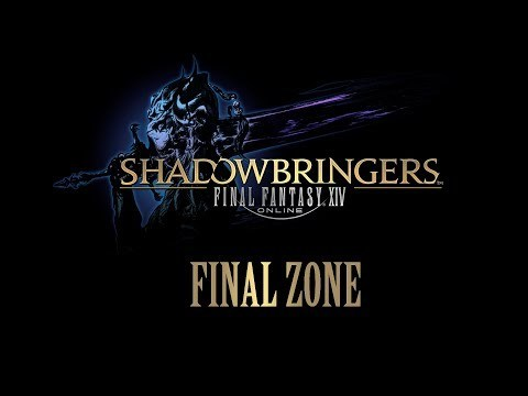FFXIV OST Shadowbringers Final Zone Theme ( Full Fathom Five ) SPOILERS