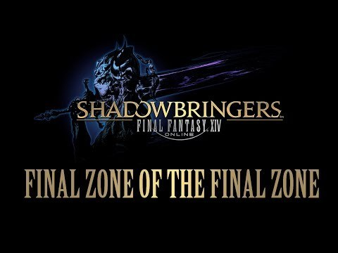 FFXIV OST Shadowbringers Final Zone of the Final Zone ( Neath Dark Waters ) SPOILERS