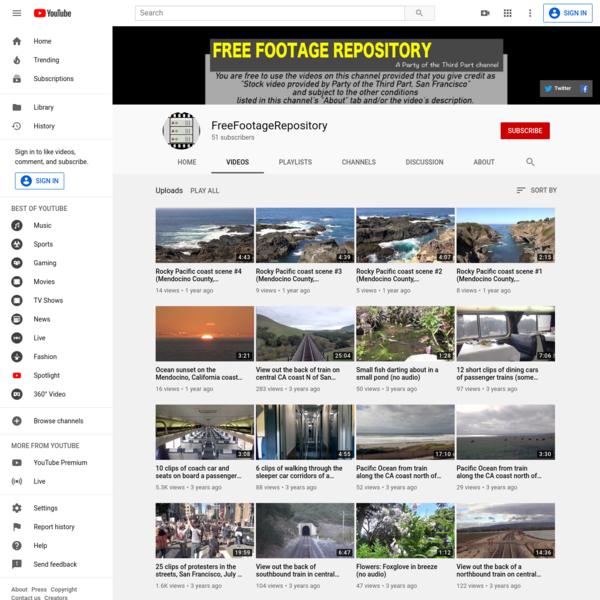 FreeFootageRepository