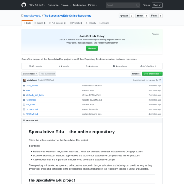 speculativeedu/The-SpeculativeEdu-Online-Repository
