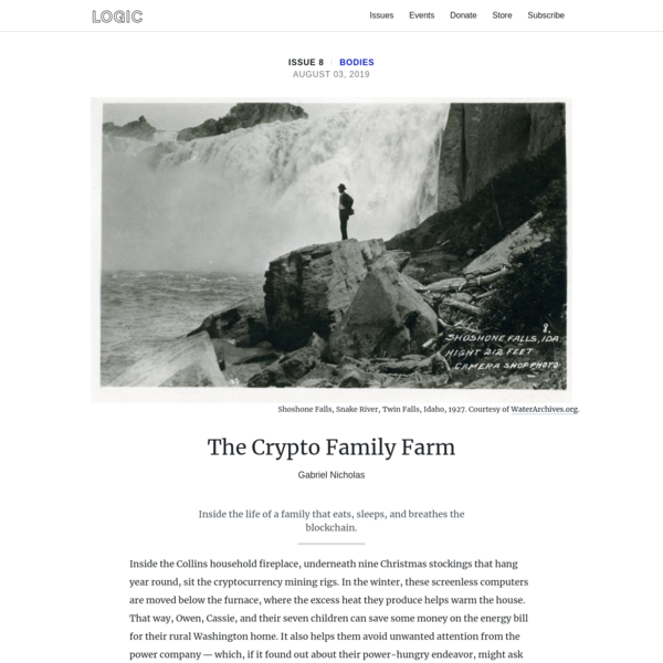The Crypto Family Farm