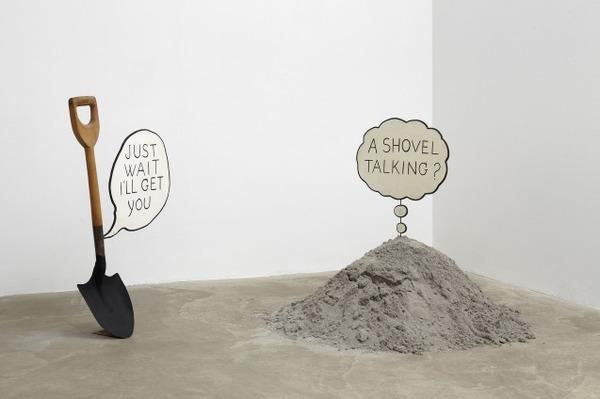 »conversation« by sigurdur gudmundsson