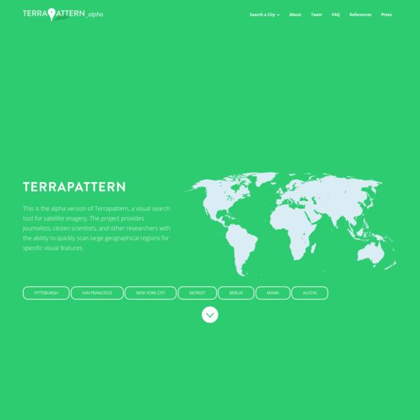 Terrapattern