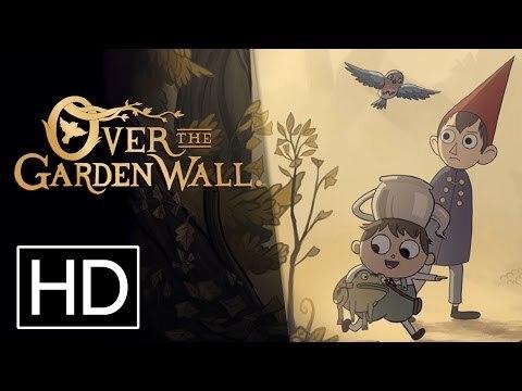 Over the Garden Wall - Official Trailer