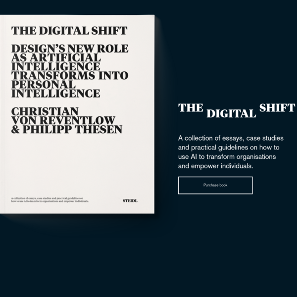The Digital Shift - a book by Philipp Thesen and Christian von Reventlow