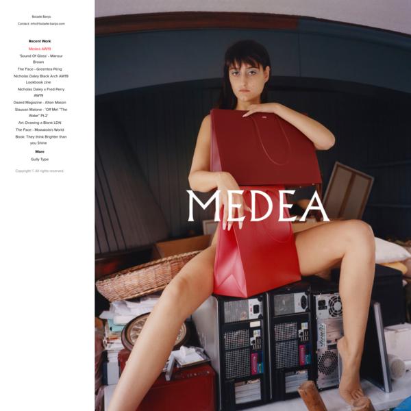 Medea AW19
