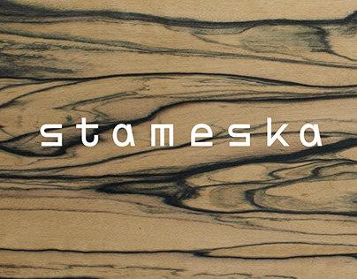 STAMESKA // STADIZ